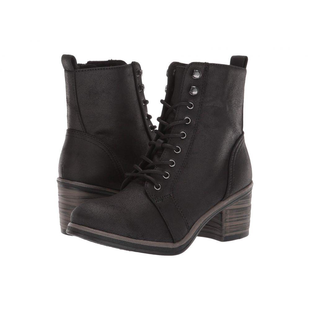 ノットレイテッド Not Rated レディース ブーツ シューズ・靴【Manta】Black