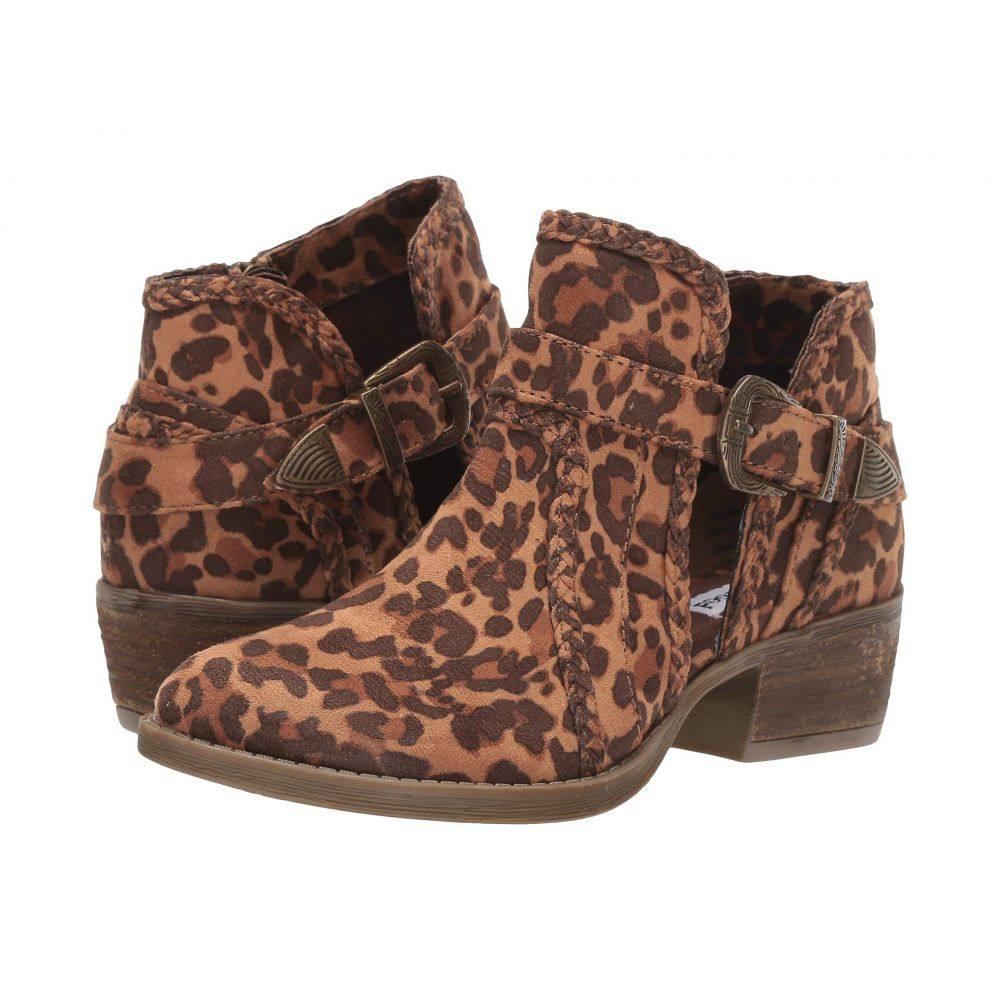 ノットレイテッド Not Rated レディース ブーツ シューズ・靴【Percy】Leopard