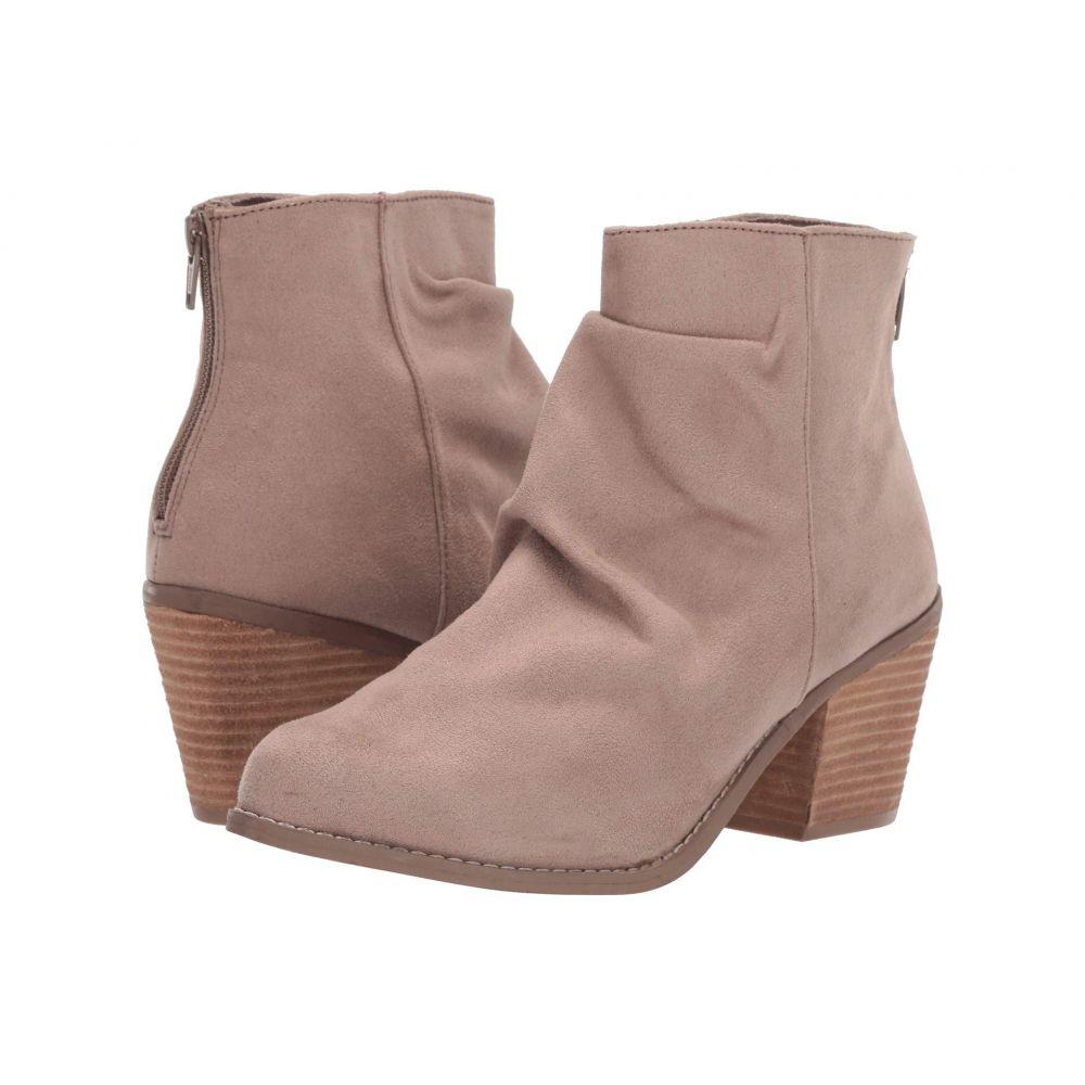 ノットレイテッド Not Rated レディース ブーツ シューズ・靴【Salta】Taupe