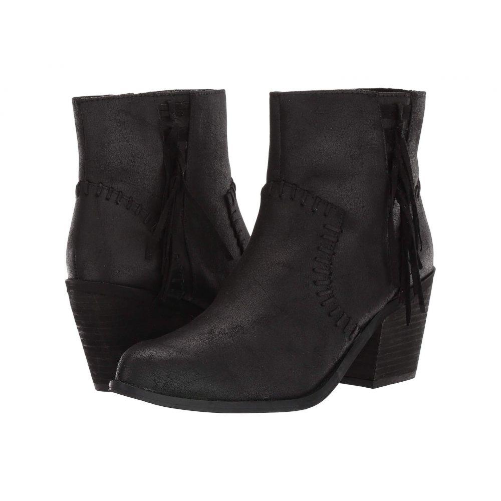 ノットレイテッド Not Rated レディース ブーツ シューズ・靴【Zaine】Black