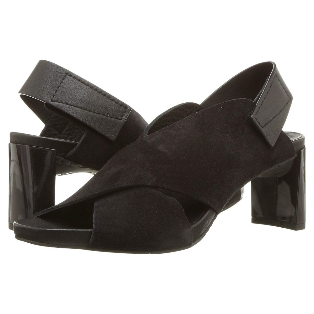 ペドロ ガルシア Pedro Garcia レディース サンダル・ミュール シューズ・靴【Cleva】Black Castoro