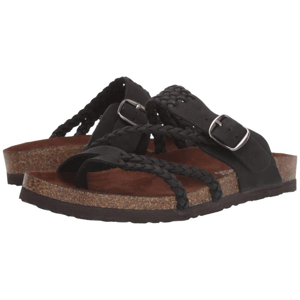 ホワイトマウンテン White Mountain レディース サンダル・ミュール シューズ・靴【Hayleigh】Black