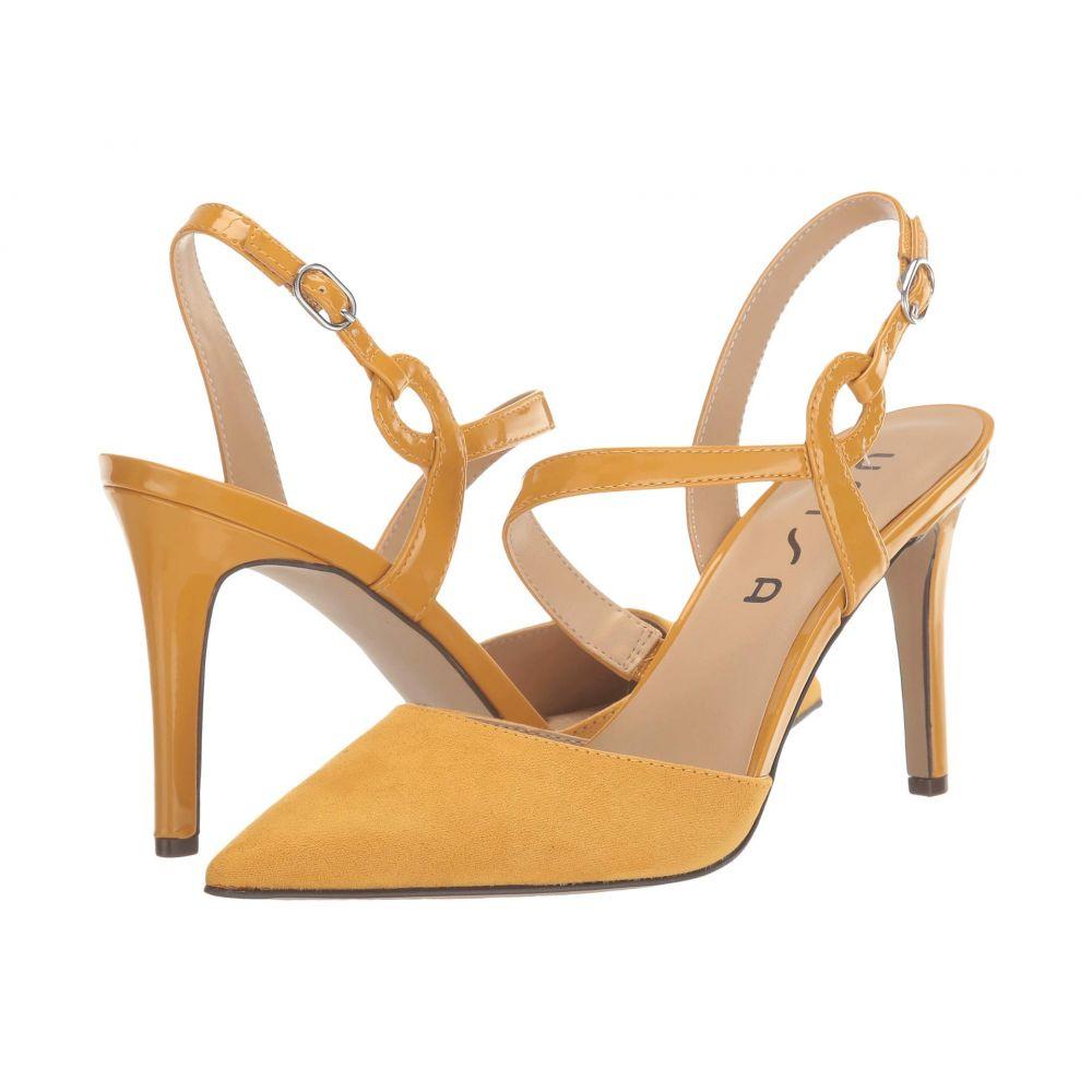 ユニサ Unisa レディース サンダル・ミュール シューズ・靴【Saylir】Yellow