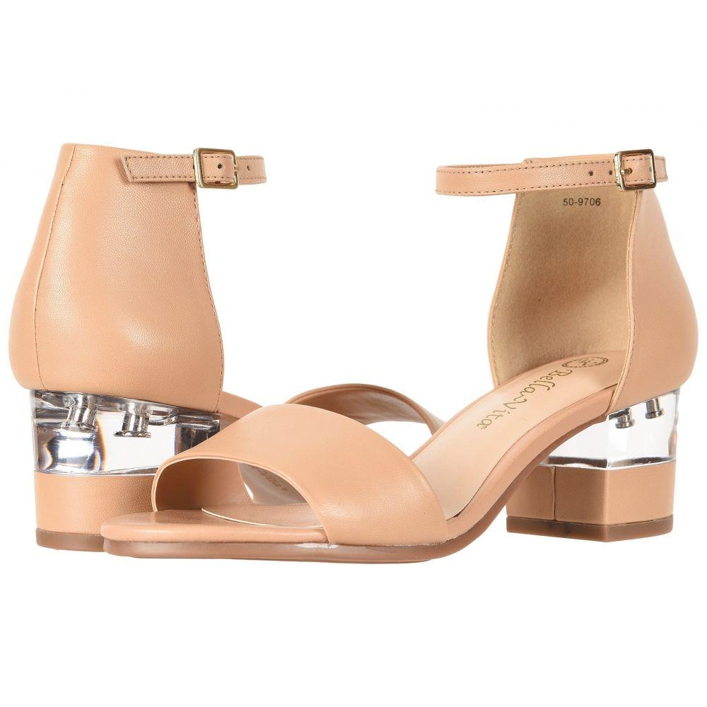 ベラヴィータ Bella-Vita レディース サンダル・ミュール シューズ・靴【Fitz】Nude Leather