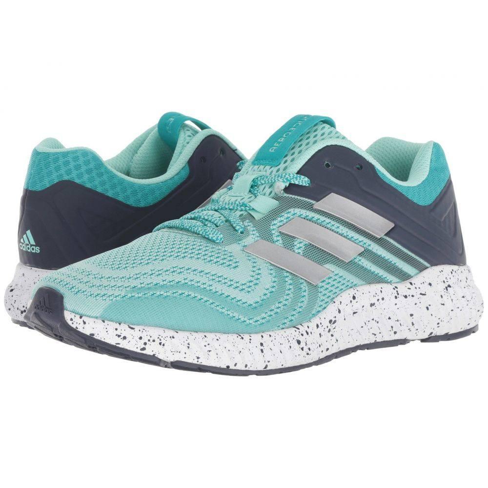 アディダス adidas Running レディース ランニング・ウォーキング シューズ・靴【Aerobounce ST】Hi-Res Aqua/Silver Metallic/Clear Mint