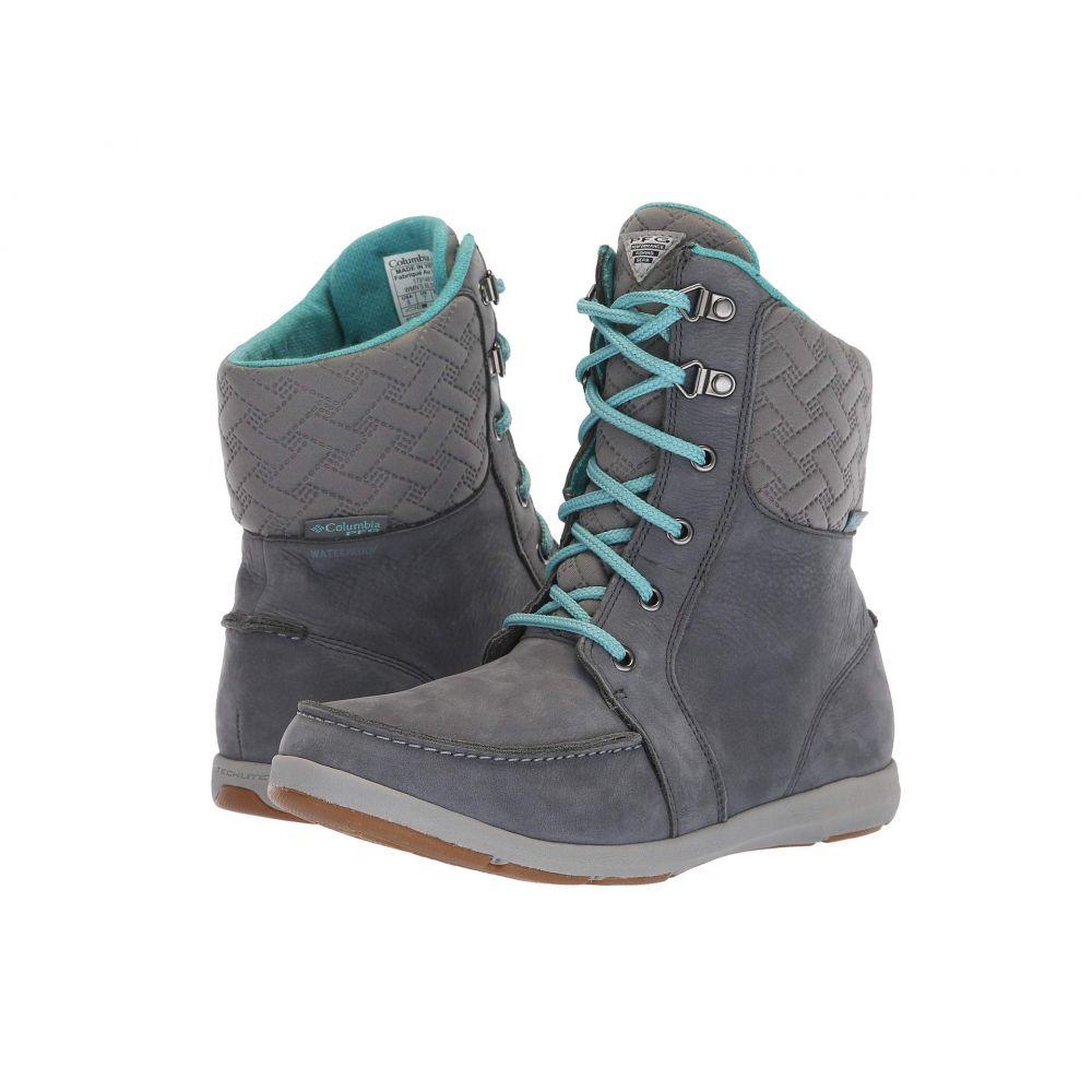 コロンビア Columbia レディース ハイキング・登山 ブーツ シューズ・靴【Bahama Boot PFG】Graphite/Pacific Rim