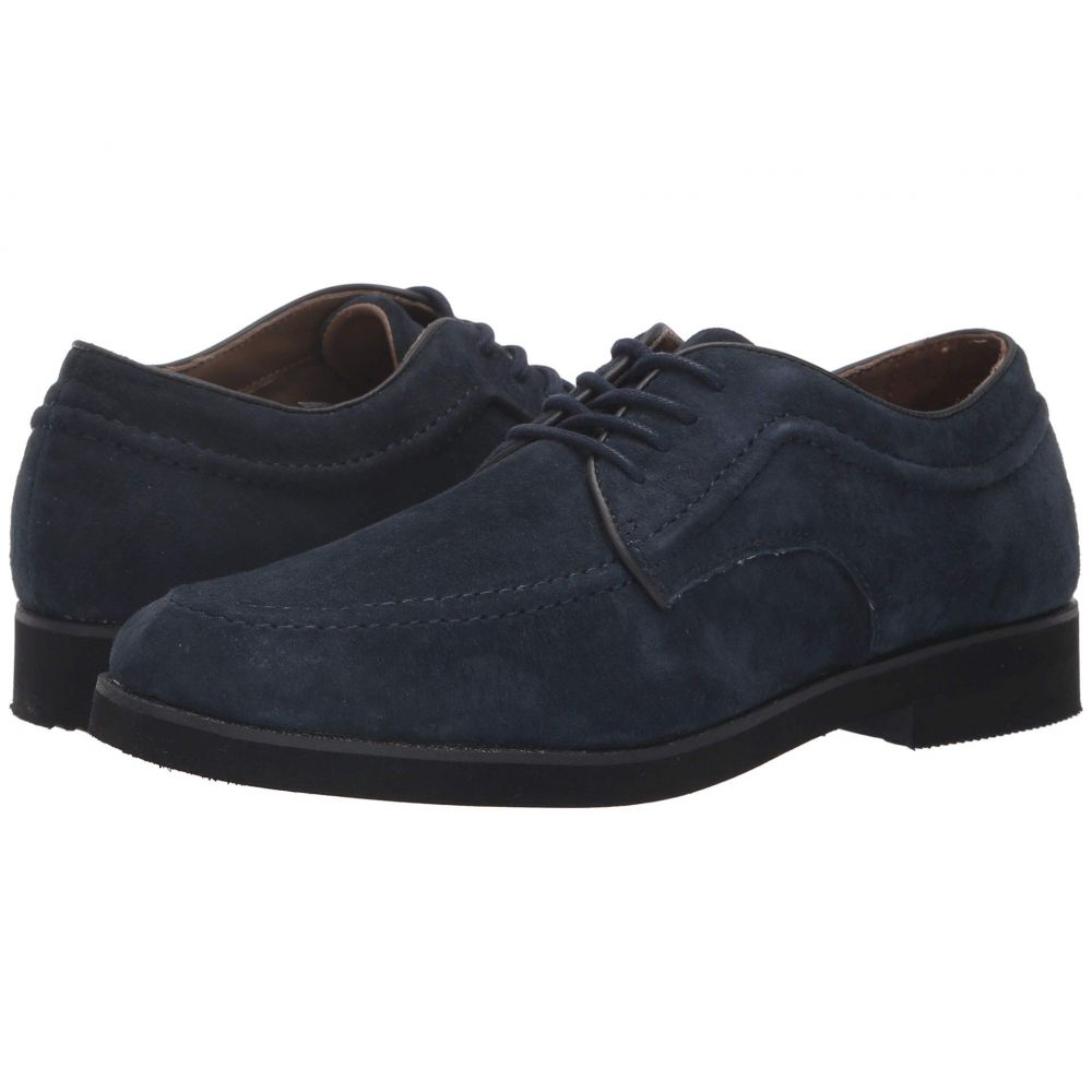 ハッシュパピー Hush Puppies メンズ 革靴・ビジネスシューズ シューズ・靴【Bracco MT Oxford】Navy Suede