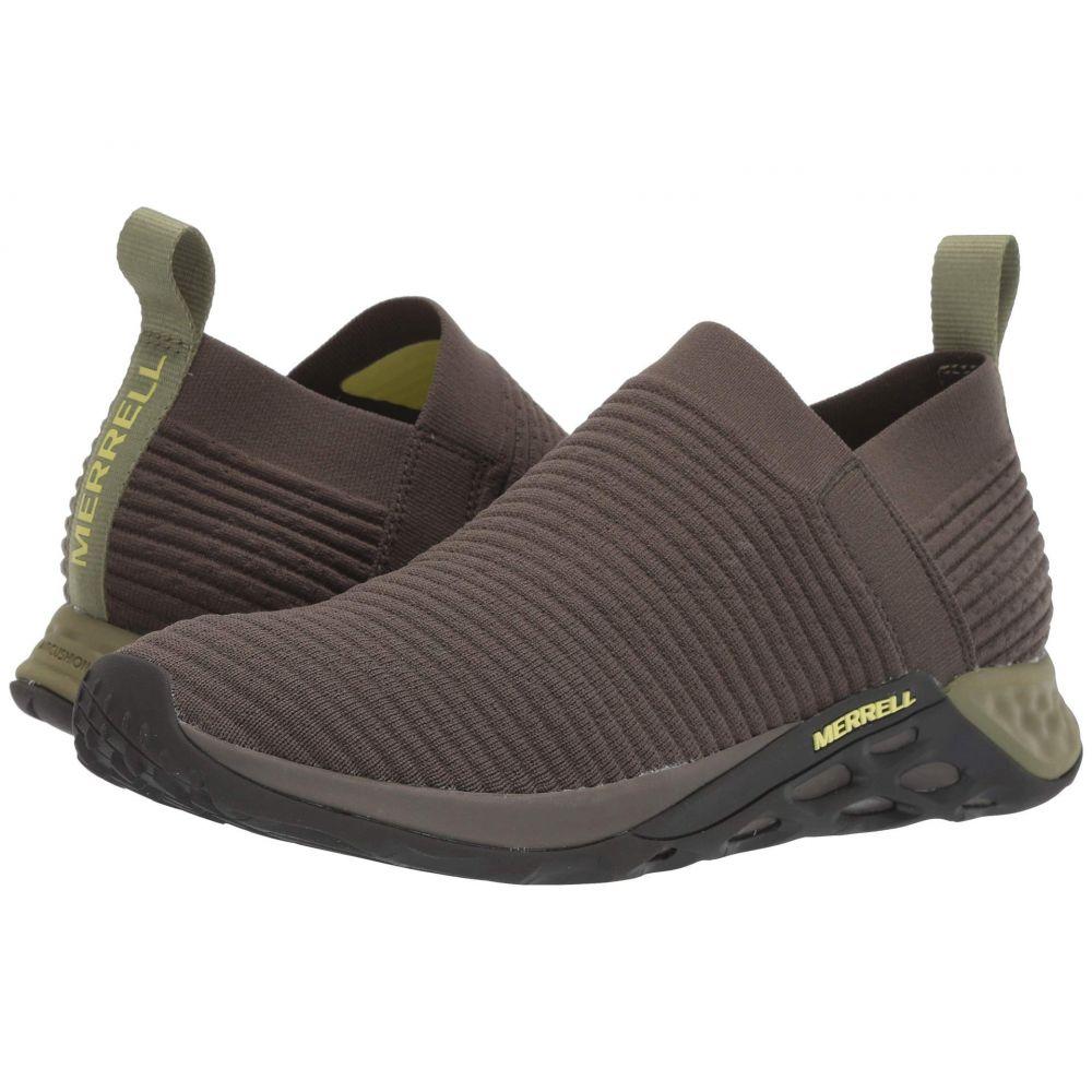 メレル Merrell メンズ スニーカー シューズ・靴【Range Laceless AC+】Dusty Olive