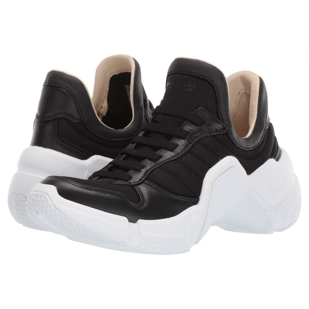 マークネイソン Mark Nason レディース スニーカー シューズ・靴【Neo Block - Amped】Black/White