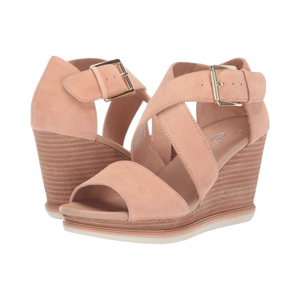 ドクター ショール Dr. Scholl's レディース サンダル・ミュール シューズ・靴【Sweet Escape - Original Collection】Vida Pink Suede