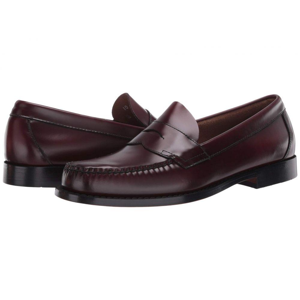 ジーエイチ バス G.H. Bass & Co. メンズ ローファー シューズ・靴【Logan】Burgundy