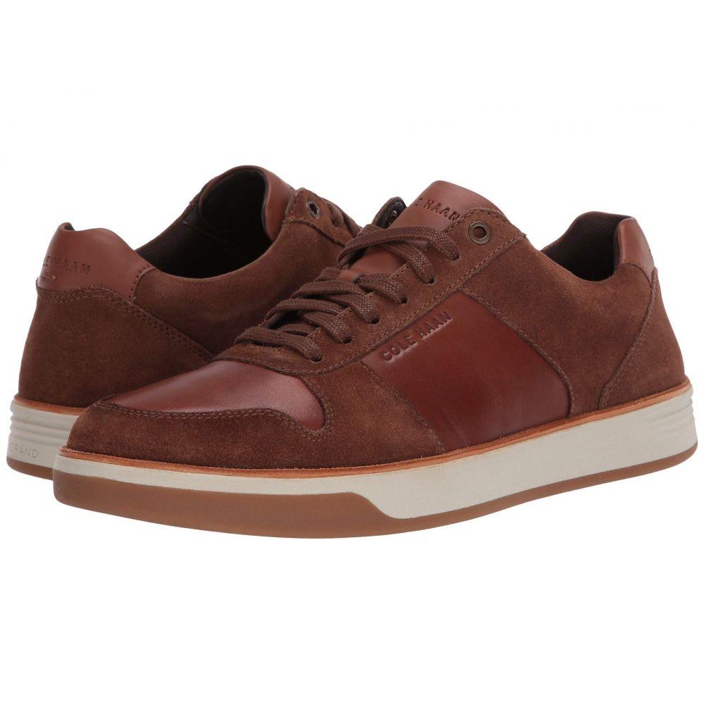 コールハーン Cole Haan メンズ スニーカー シューズ・靴【Grand Crosscourt Crafted Sneaker】Habana/Lumber