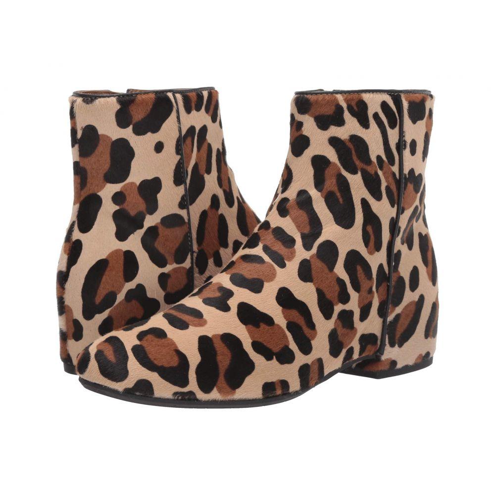 アクアタリア Aquatalia レディース ブーツ シューズ・靴【Ulyssaa】Leopard Haircalf