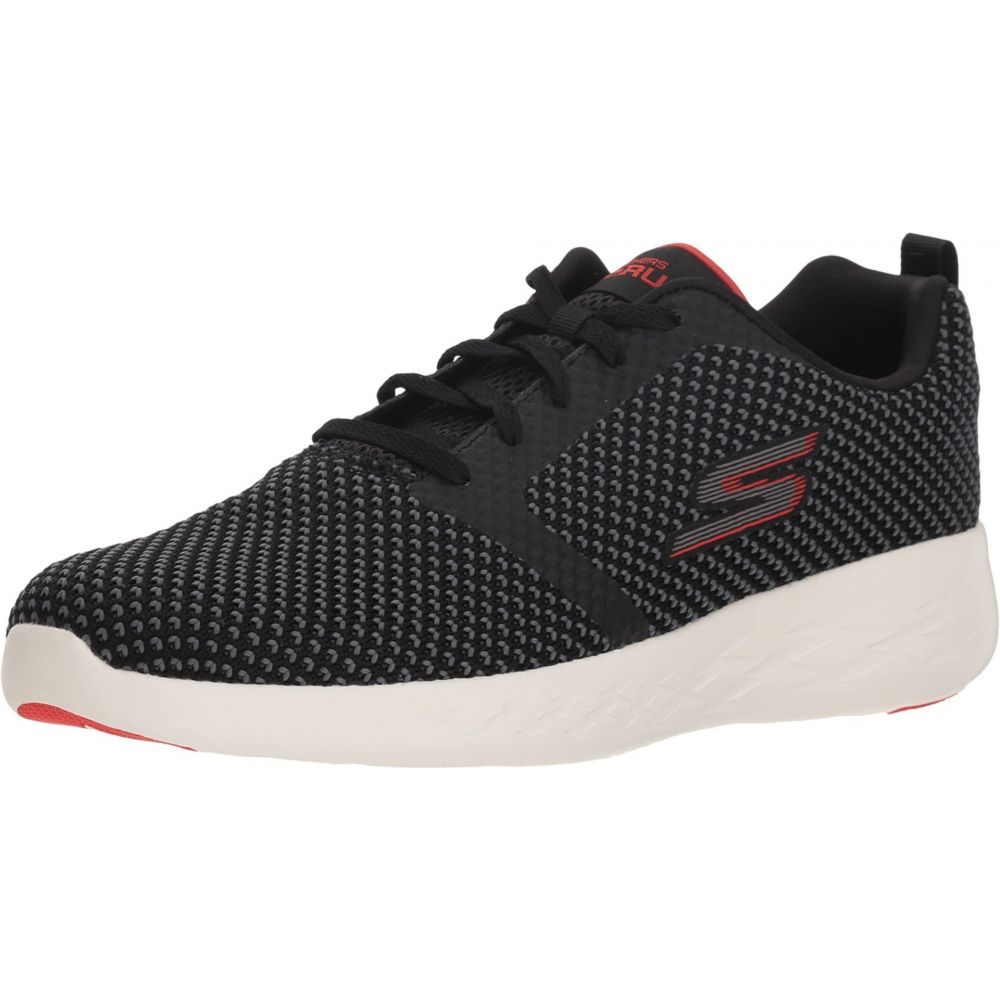 スケッチャーズ SKECHERS Performance メンズ シューズ・靴Go Run 600 55082 Black RedPk0w8On