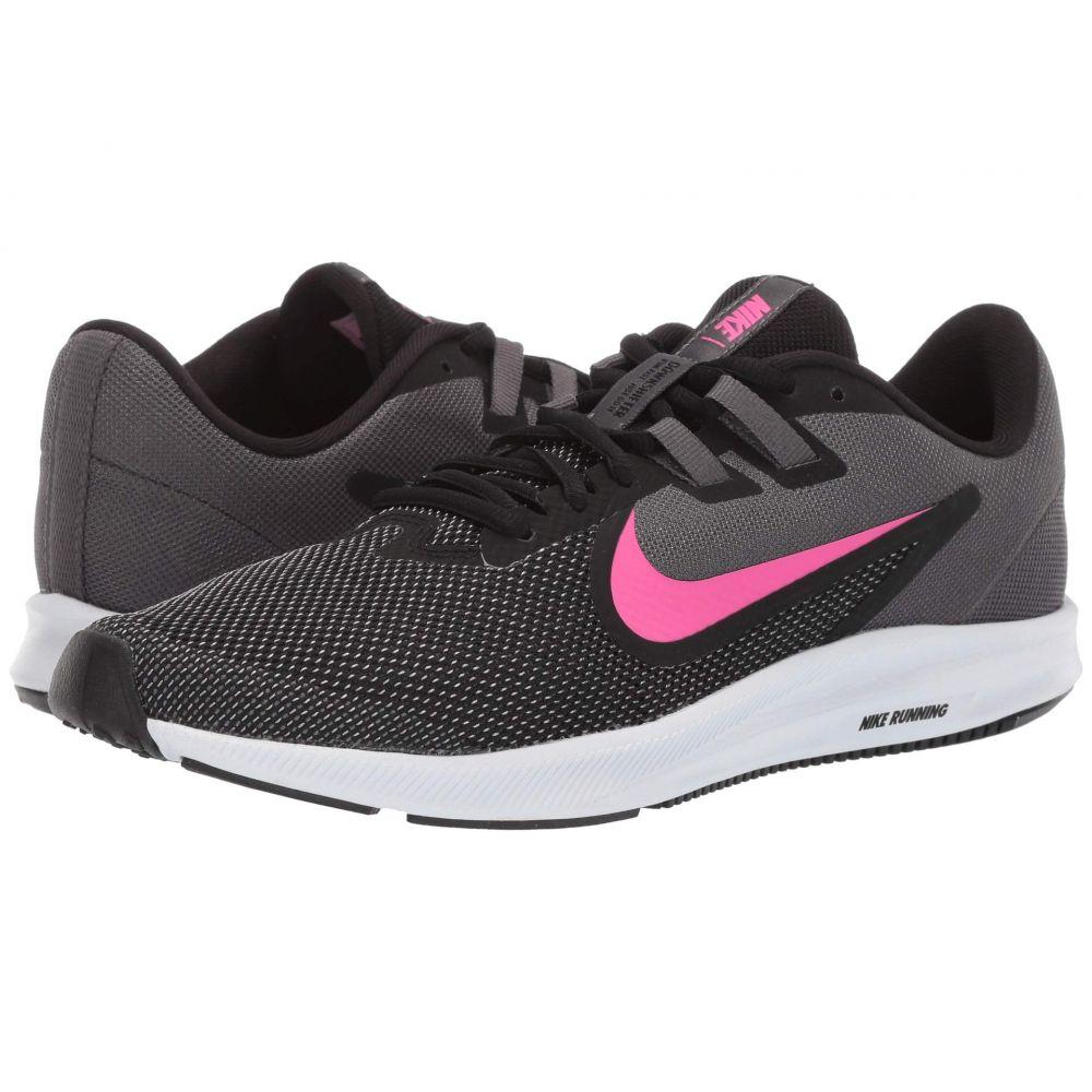 ナイキ Nike レディース ランニング・ウォーキング シューズ・靴【Downshifter 9】Black/Laser Fuchsia/Dark Grey/White