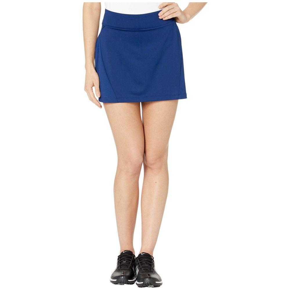 ナイキ Nike Golf レディース スカート 【15 Dry Skirt Essential】Blue Void/Blue Void