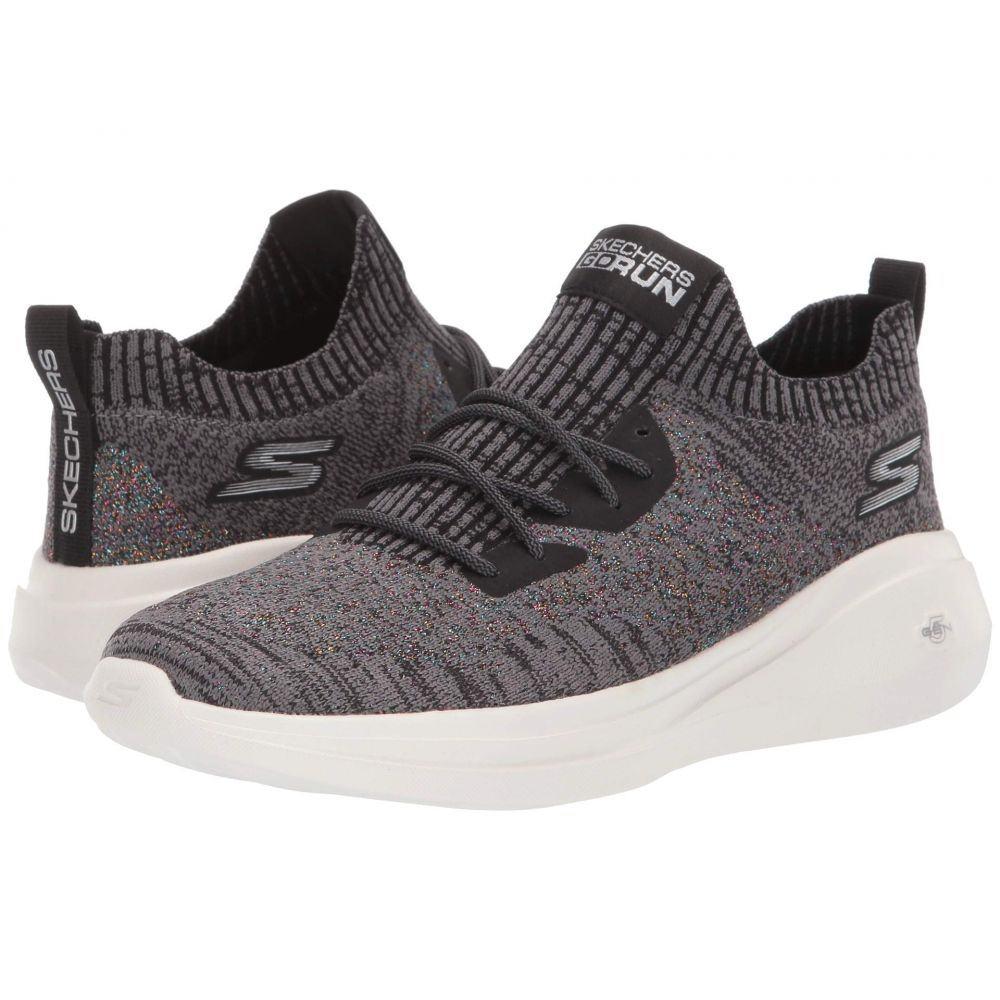 スケッチャーズ SKECHERS レディース ランニング・ウォーキング シューズ・靴【Go Run Fast】Black/White