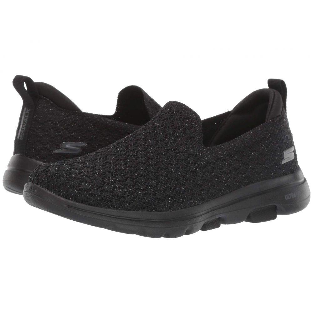 スケッチャーズ SKECHERS Performance レディース シューズ・靴 【Go Walk 5 - Brave】Black