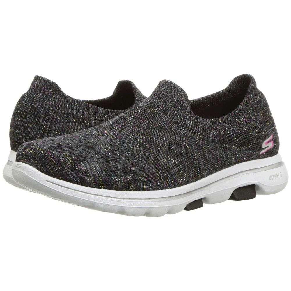 スケッチャーズ SKECHERS Performance レディース シューズ・靴 【Go Walk 5 - 15943】Black/Multi