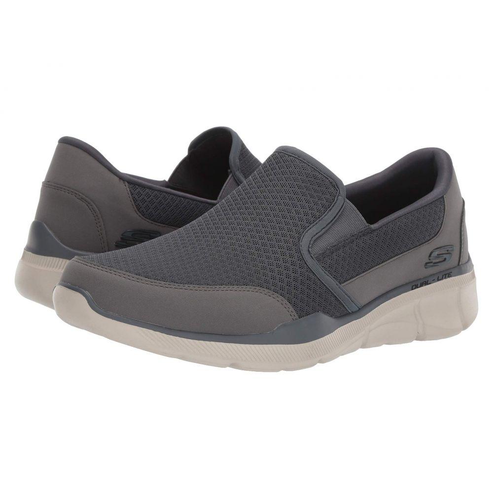 スケッチャーズ SKECHERS メンズ スニーカー シューズ・靴【Equalizer 3.0 Bluegate】Charcoal
