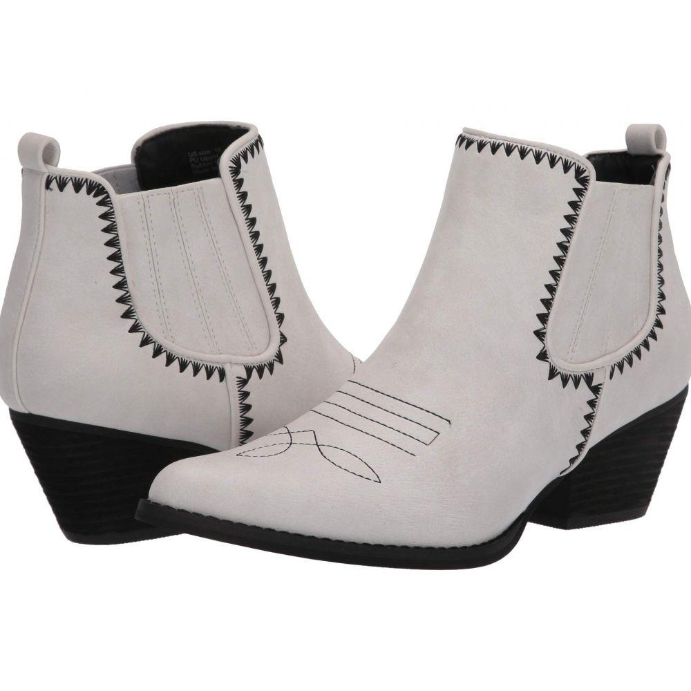 ボラティル VOLATILE レディース ブーツ シューズ・靴【Codie】White