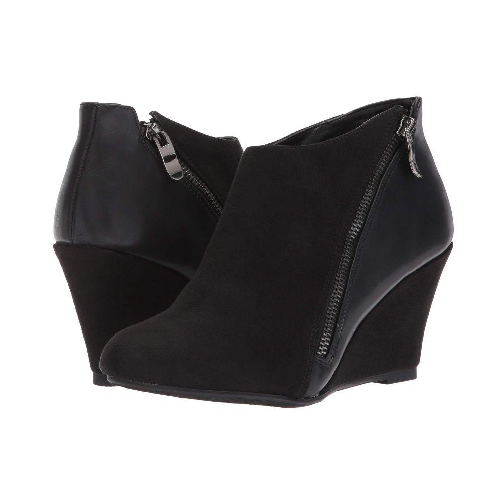 チャイニーズランドリー CL By Laundry レディース ブーツ シューズ・靴【Viola】Black Suede Calf