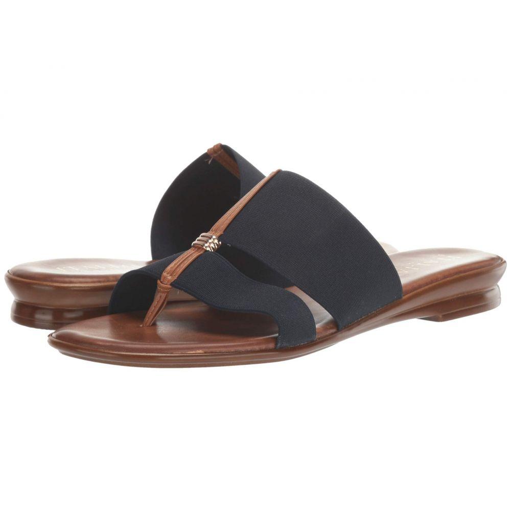 イタリアンシューメーカー Italian Shoemakers レディース サンダル・ミュール シューズ・靴【Neema】Navy