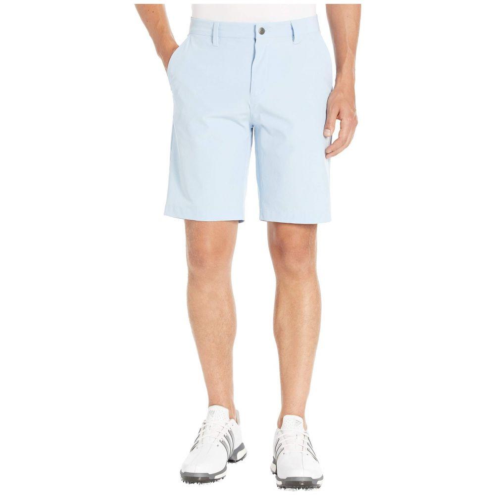 アディダス adidas Golf メンズ ショートパンツ ボトムス・パンツ【Ultimate 9 Shorts】Glow Blue