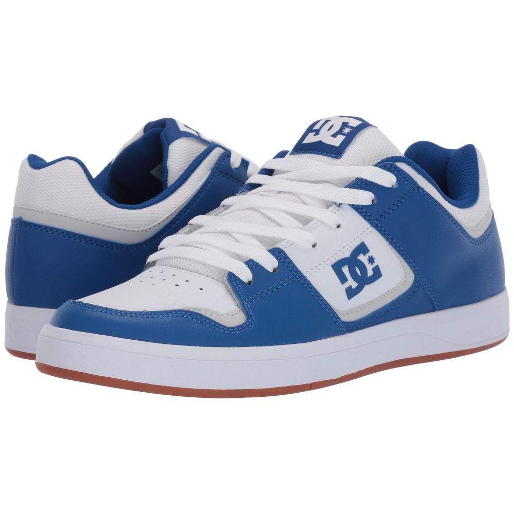 ディーシー DC メンズ シューズ・靴 【Shoes Cure】Blue/White