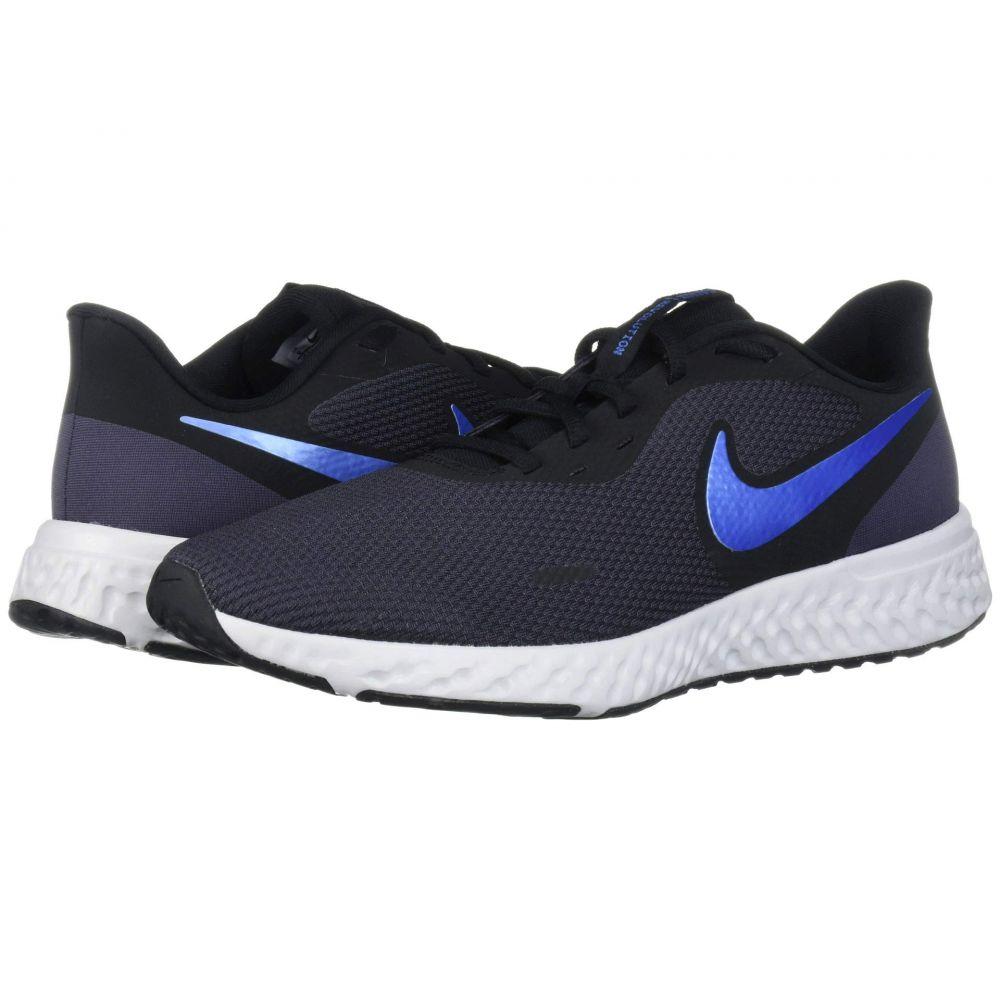 ナイキ Nike メンズ ランニング・ウォーキング シューズ・靴【Revolution 5】Gridiron/Mountain Blue/Black/Vast Grey