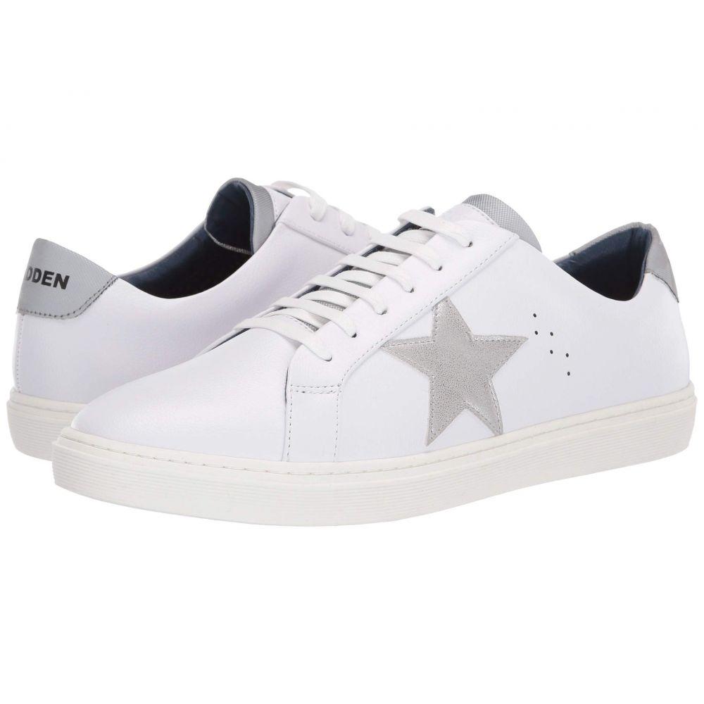 スティーブ マデン Madden by Steve Madden メンズ スニーカー シューズ・靴【Dixxin Sneaker】White