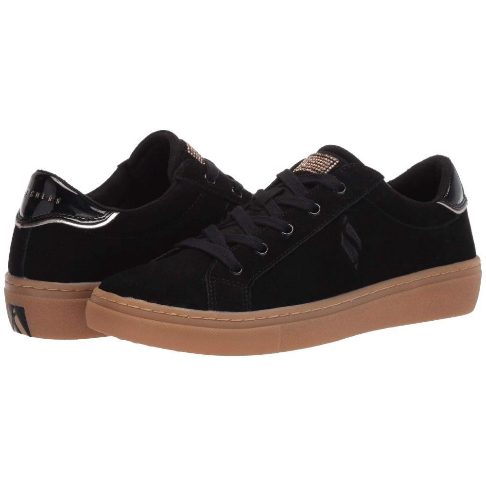 スケッチャーズ SKECHERS Street レディース スニーカー シューズ・靴【Goldie - 2Kwl】Black