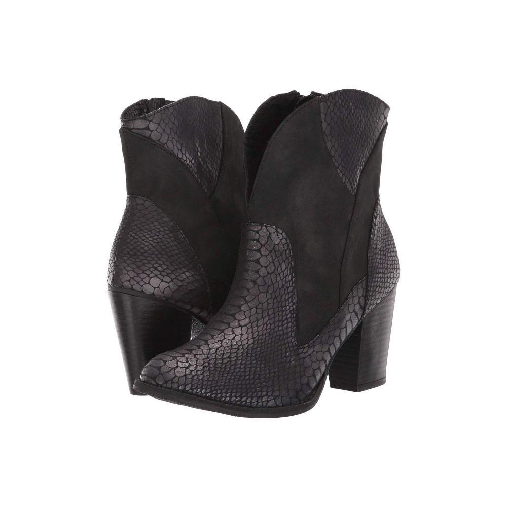 ノットレイテッド Not Rated レディース ブーツ シューズ・靴【Todd】Black
