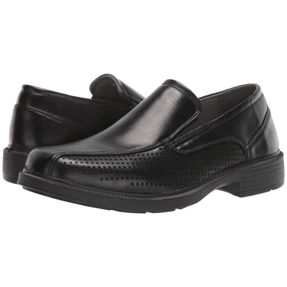 ディール スタッグス Deer Stags メンズ ローファー シューズ・靴【Fortgreene】Black