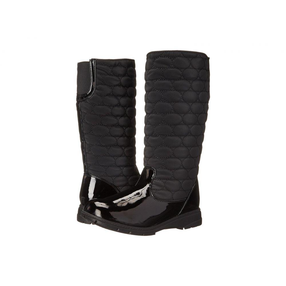 ソフトスタイル Soft Style レディース ブーツ シューズ・靴【Paris】Black Vylon/Patent