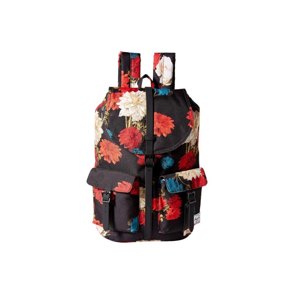 ハーシェル サプライ Herschel Supply Co. ユニセックス バックパック・リュック バッグ【Dawson】Vintage Floral Black