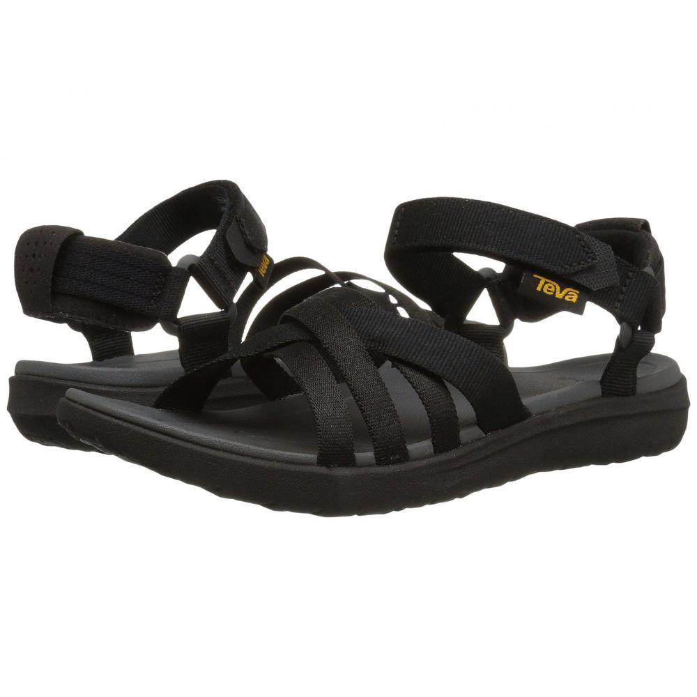 テバ Teva レディース サンダル・ミュール シューズ・靴【Sanborn Sandal】Black