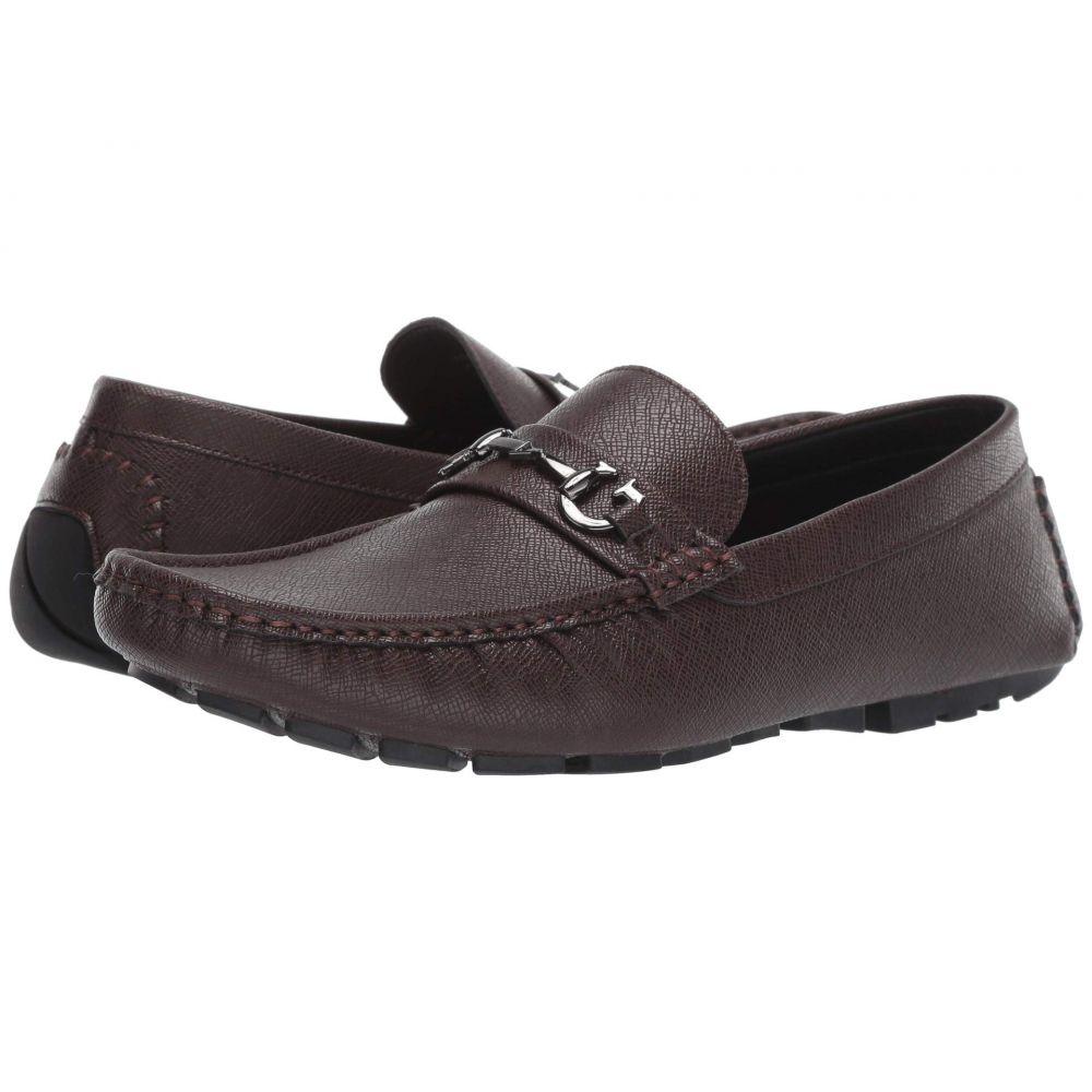 ゲス GUESS メンズ ローファー シューズ・靴【Adlers】Brown Multi
