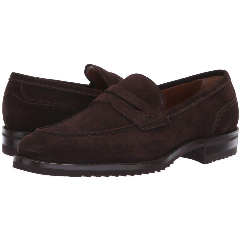 グラバティ Gravati メンズ ローファー シューズ・靴【Weatherproof Suede Loafer】Bitter Chocolate Suede
