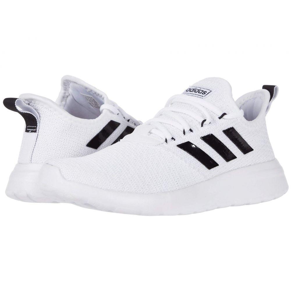 アディダス adidas メンズ スニーカー シューズ・靴【Lite Racer Reborn】White/Core Black/Grey Six