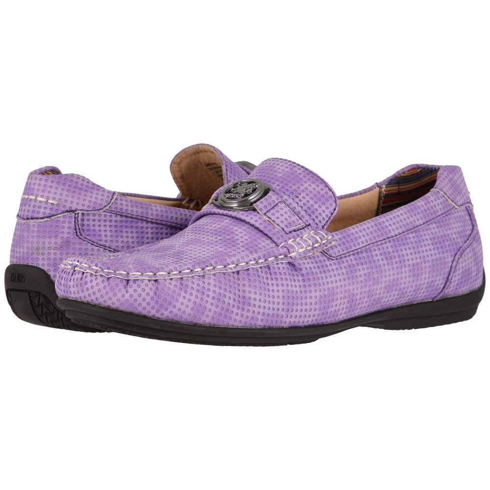 ステイシー アダムス Stacy Adams メンズ ローファー シューズ・靴【Cyd】Lilac