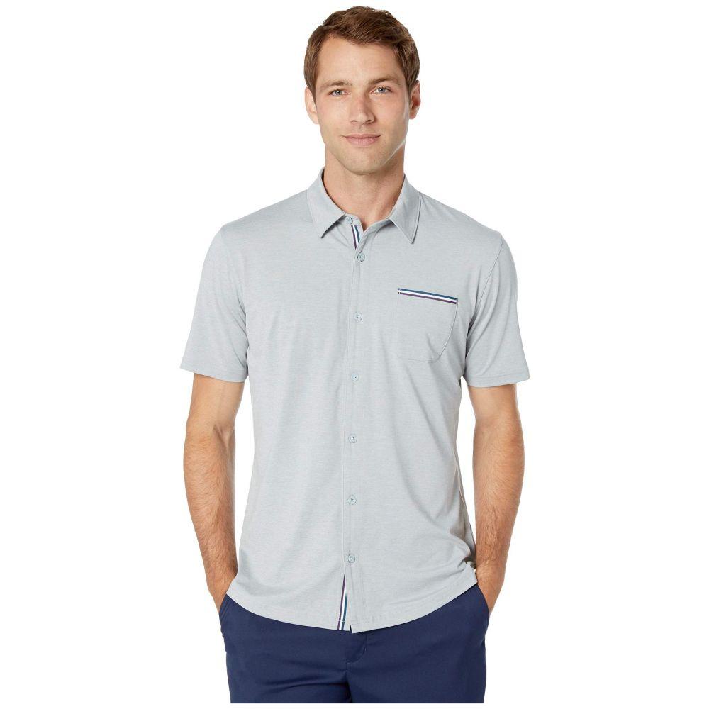 プーマ PUMA Golf メンズ シャツ トップス【Tradewinds Shirt】Quarry Heather