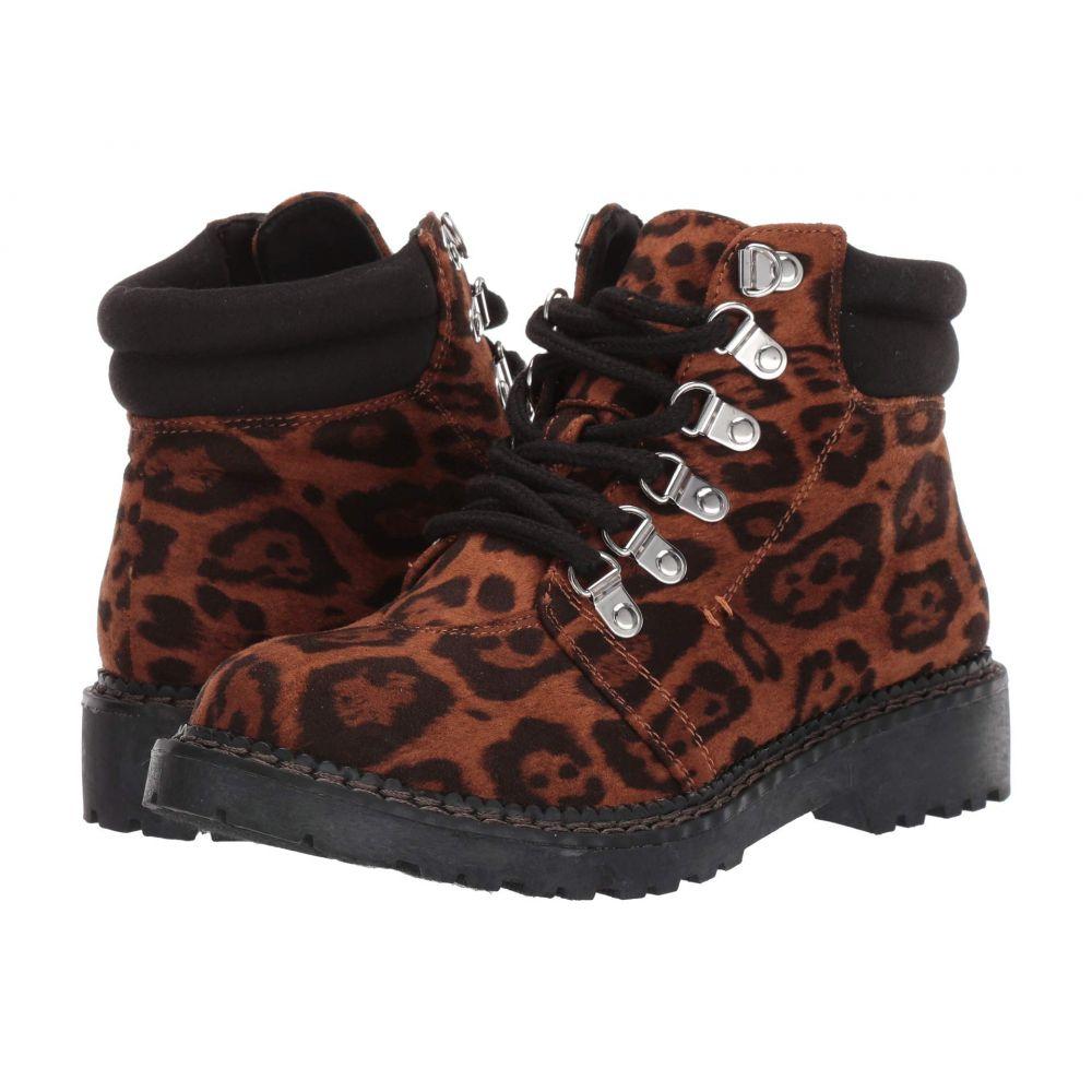 ダーティーランドリー Dirty Laundry レディース ブーツ シューズ・靴【Cristal】Whiskey/Leopard
