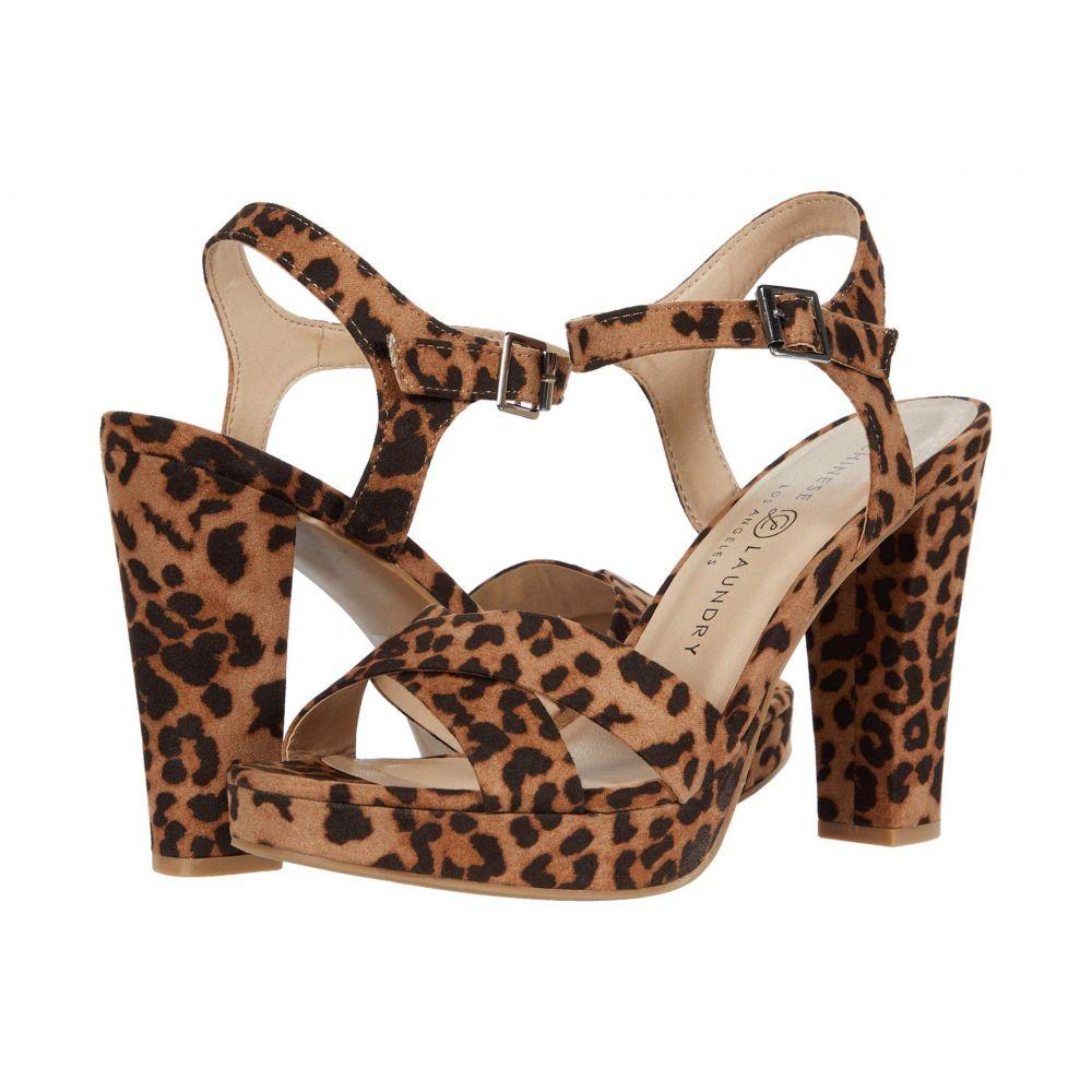 チャイニーズランドリー Chinese Laundry レディース サンダル・ミュール シューズ・靴【Always】Natural Leopard