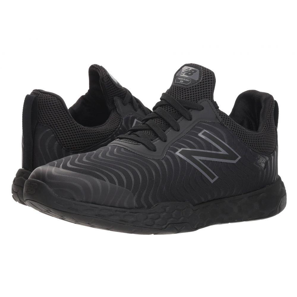 ニューバランス New Balance メンズ フィットネス・トレーニング シューズ・靴【MX818v3 Training】Black/Magnet