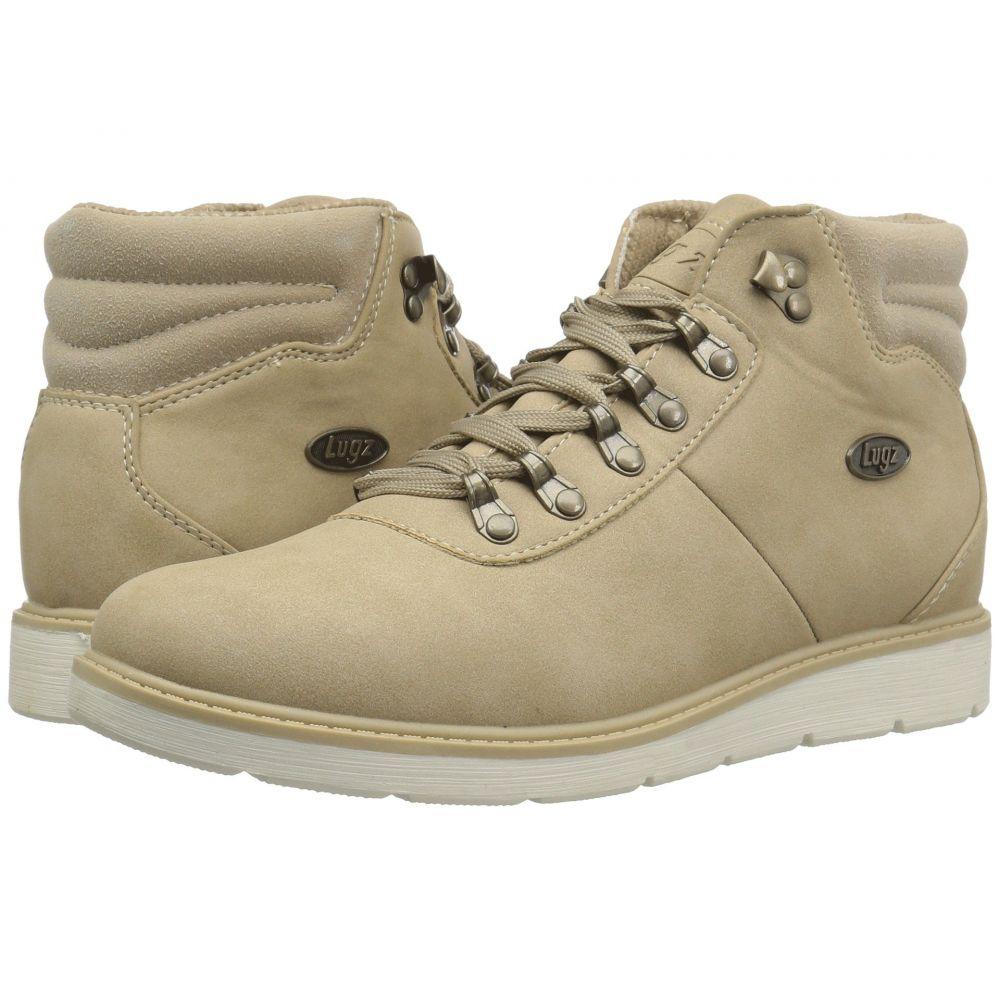 ラグズ Lugz レディース ブーツ シューズ・靴【Theta】Sand/White