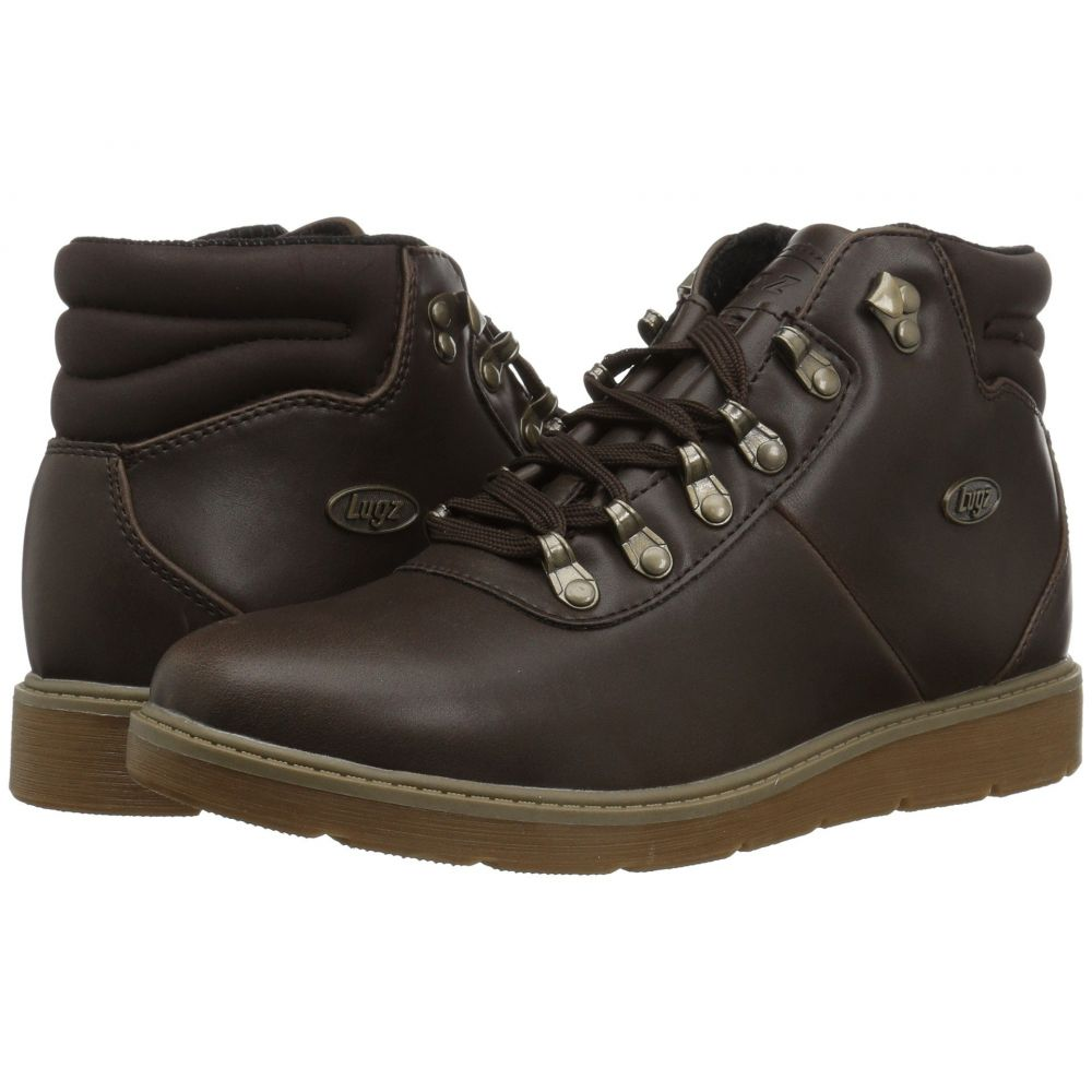 ラグズ Lugz レディース ブーツ シューズ・靴【Theta】Dark Brown/Brown/Gum