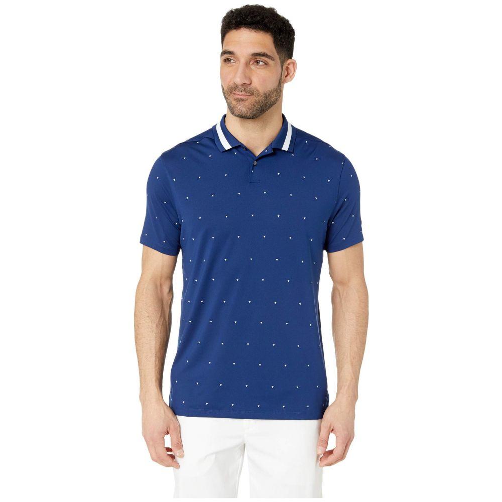 ナイキ Nike Golf メンズ ポロシャツ トップス【Dry Vapor Print Polo】Blue Void/Sail/Blue Void