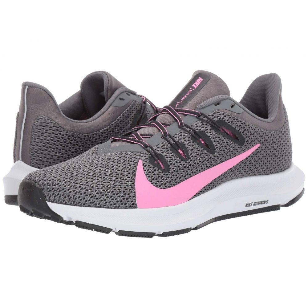 ナイキ Nike レディース ランニング・ウォーキング シューズ・靴【Quest 2】Cool Grey/Psychic Pink