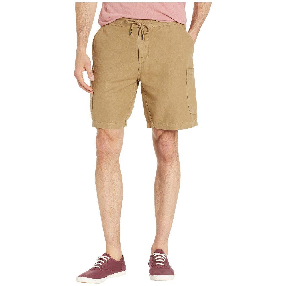 レインスプーナー Reyn Spooner メンズ ショートパンツ カーゴ ボトムス・パンツ【Linen Cargo Shorts】Winter Twig